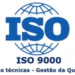 ISO 9000 relacionada a Manutenção