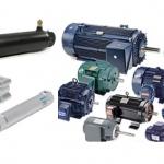 Atuadores de máquinas e equipamentos