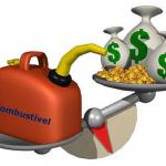 Combustíveis, alto custo de uma frota