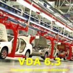 Norma VDA 6.3, auditoria de processo