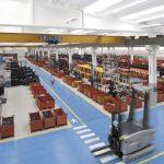 Layout de máquinas e equipamentos